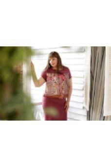 Повседневные платья больших размеров отличное решение для деловых дам