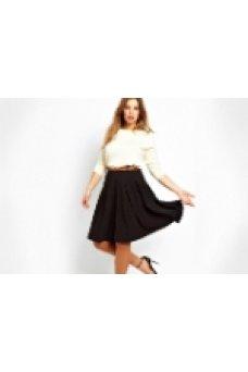 Правильно выбираем юбки для полных женщин