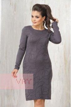 Платье 2270 графит