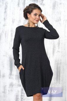 Платье 3236 черный