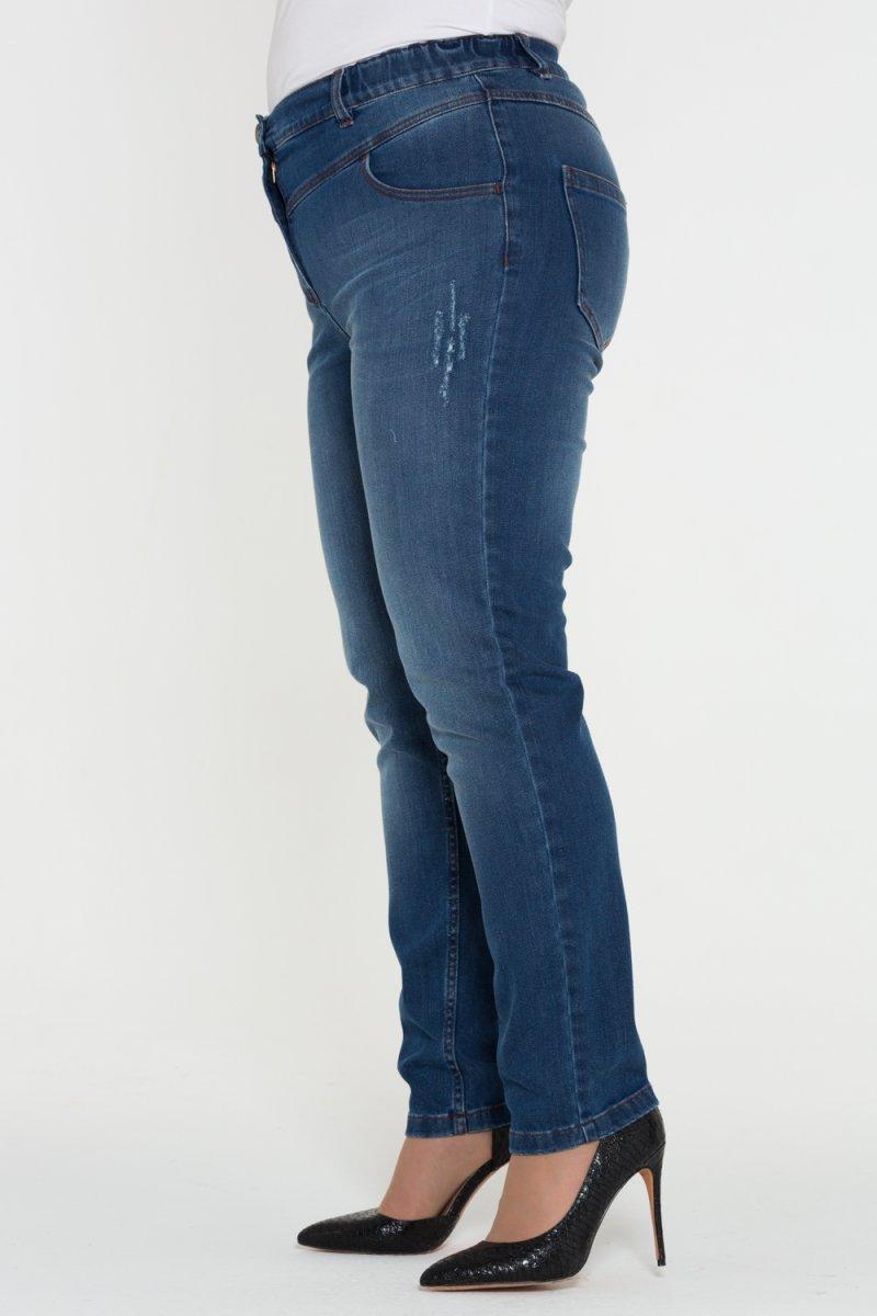 Джинсы Росси (синий)