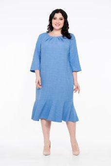 Платье Бьянка (голубой)