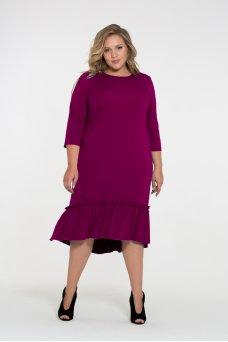 Платье Джули (фуксия)