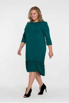 Платье Джули (зеленый)