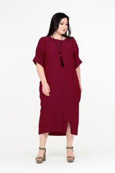 Платье Илара (ягодный)