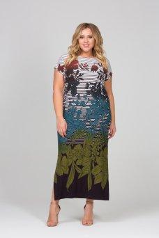 Платье Лиана (мультицвет)