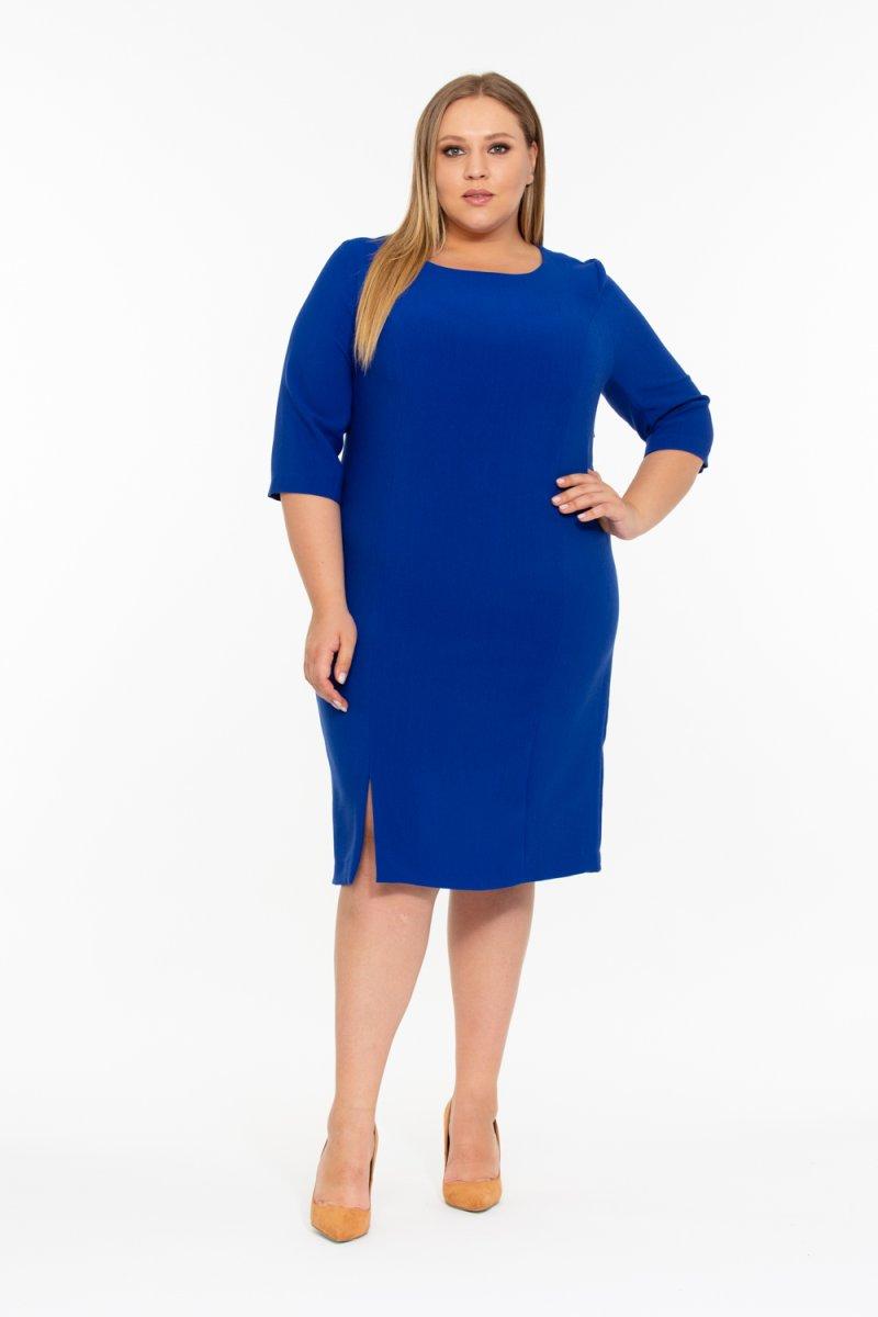 4f26018573e Платье Орли (василек) фирмы Интикома купить по цене 4200 руб ...