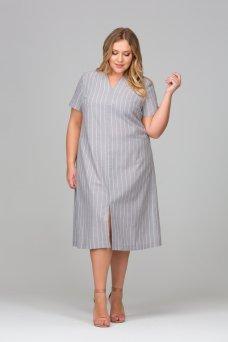 Платье Сесилия (серый)