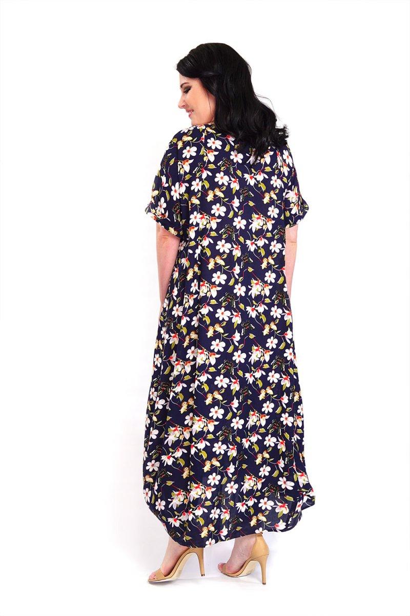 Платье Янита (темно синий)