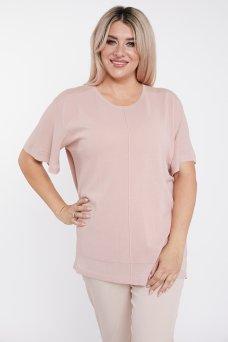 Джемпер 1039 розовый