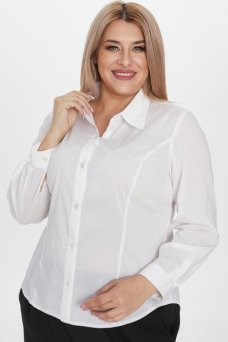 Рубашка 1223 белый