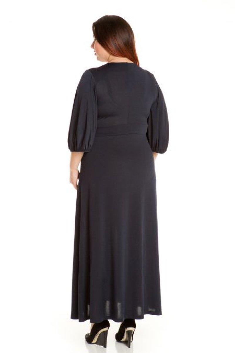 Платье 317 (синий)