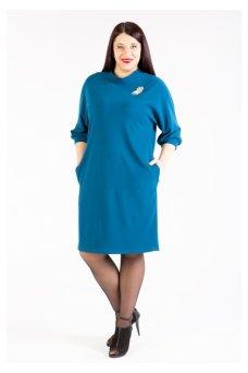 Платье 480 (морская волна)