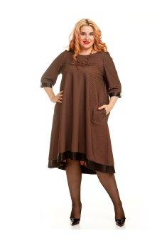 Платье 545 (пудра)