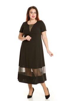 Платье 598 (черный)