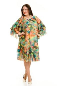 Платье 620 зеленый