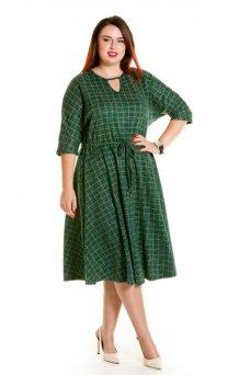 Платье 631 (зеленый)