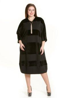 Платье 673 (черный)
