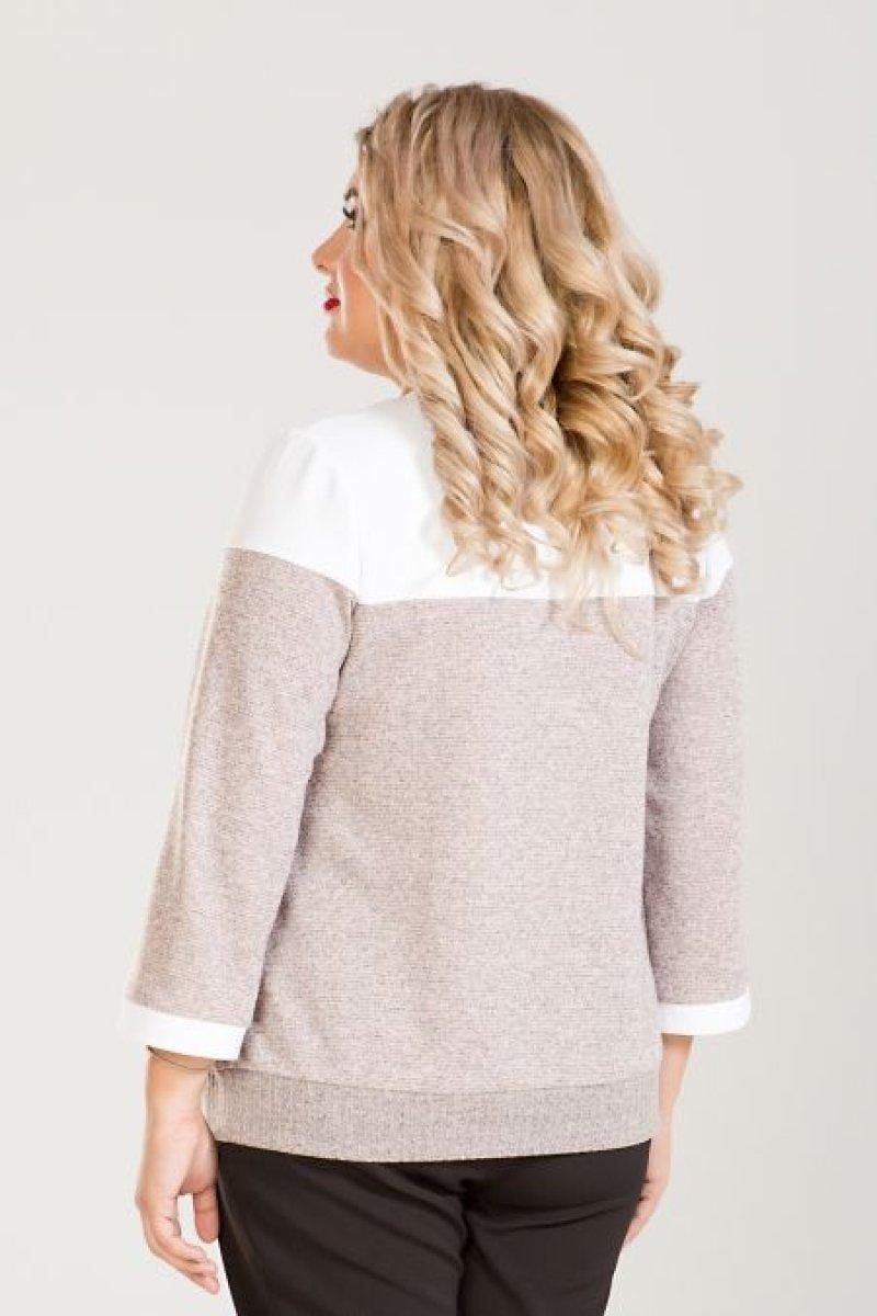 Блузка 695 (розовый)