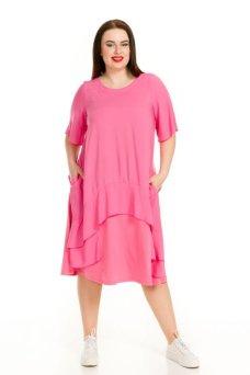 Платье 700 (розовый)