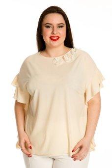 Блузка 705 (молочный)