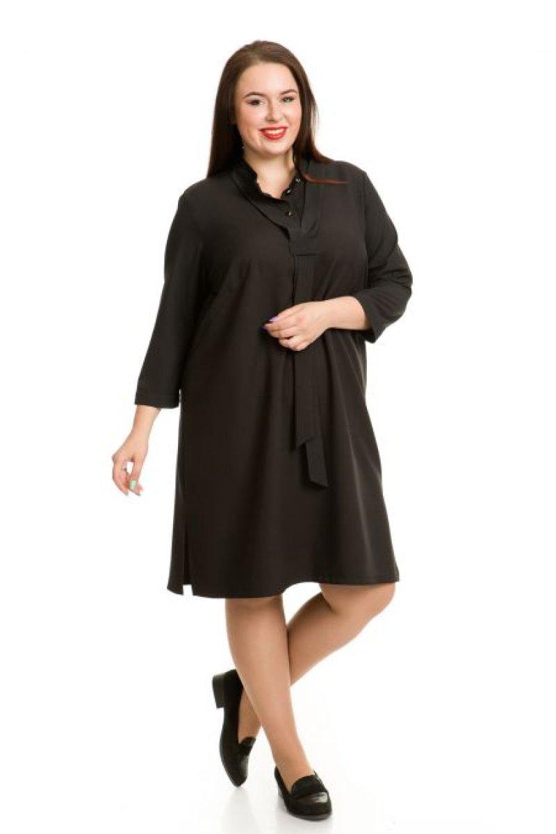 Платье 749 (черный)