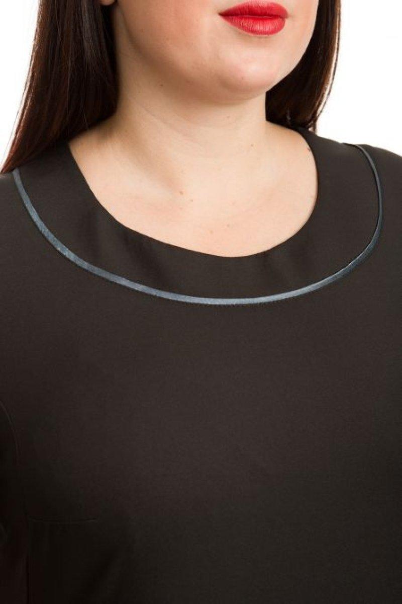 Платье 758 (черный)