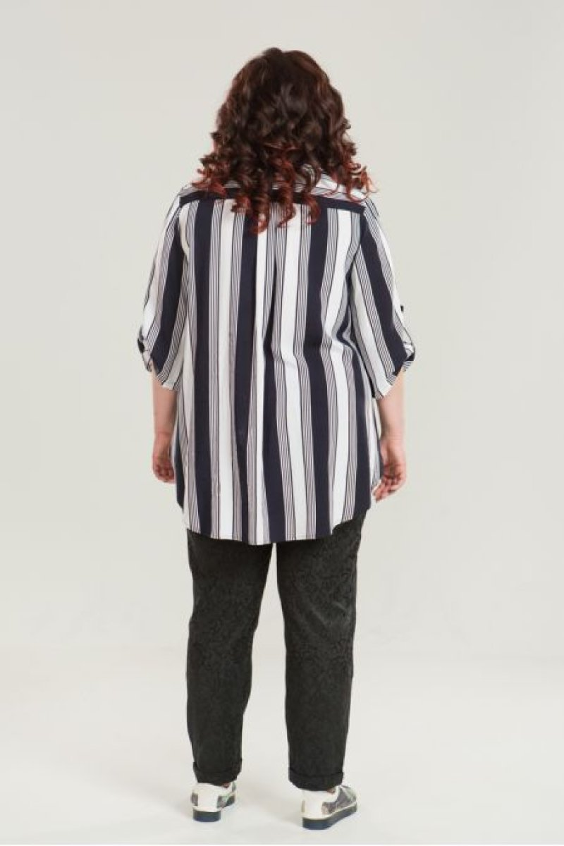 Рубашка 774 (синий)