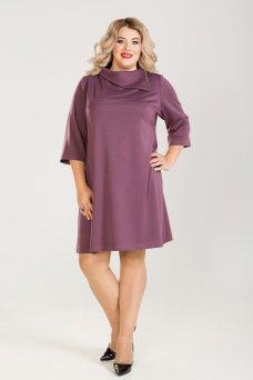 Платье 776 (темно-розовый)