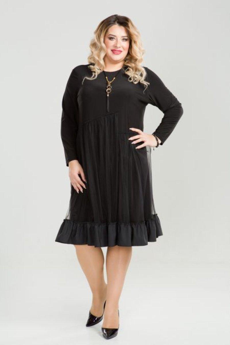 Платье 792 (черный)