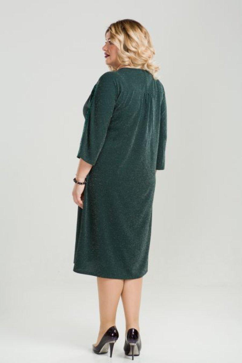 Платье 828 (зеленый)
