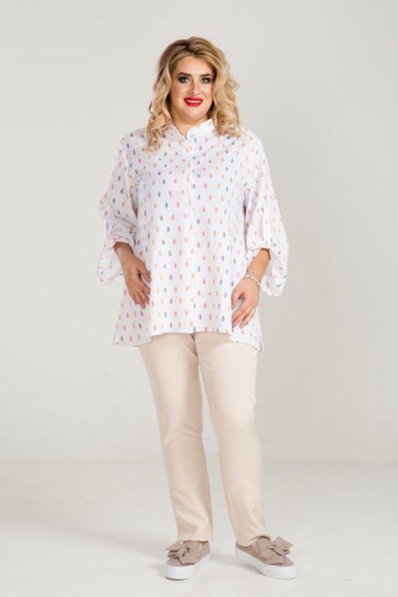 Рубашка 852 (белый)