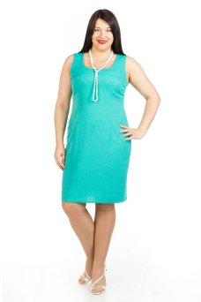Платье 250 (бирюзовый)