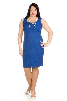 Платье 250 (электрик)