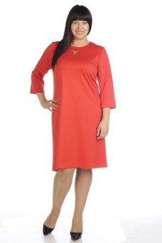 Платье 330 (терракот)
