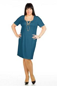 Платье 415 (аквамарин)