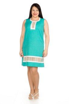 Платье 423 (мята)