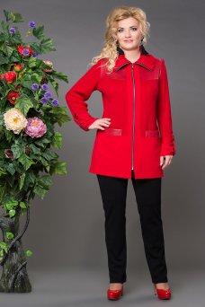 Жакет-куртка Арго (красный)