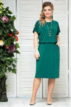 Платье Сильвия (зеленый)