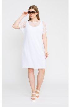 Платье Крит 5273 (белый)
