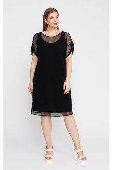 Платье Крит 5273 (черный)