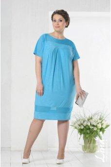 Платье Монреаль (бирюза)