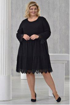 Платье Фиона (черный)