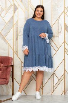 Платье Фиона (джинс)