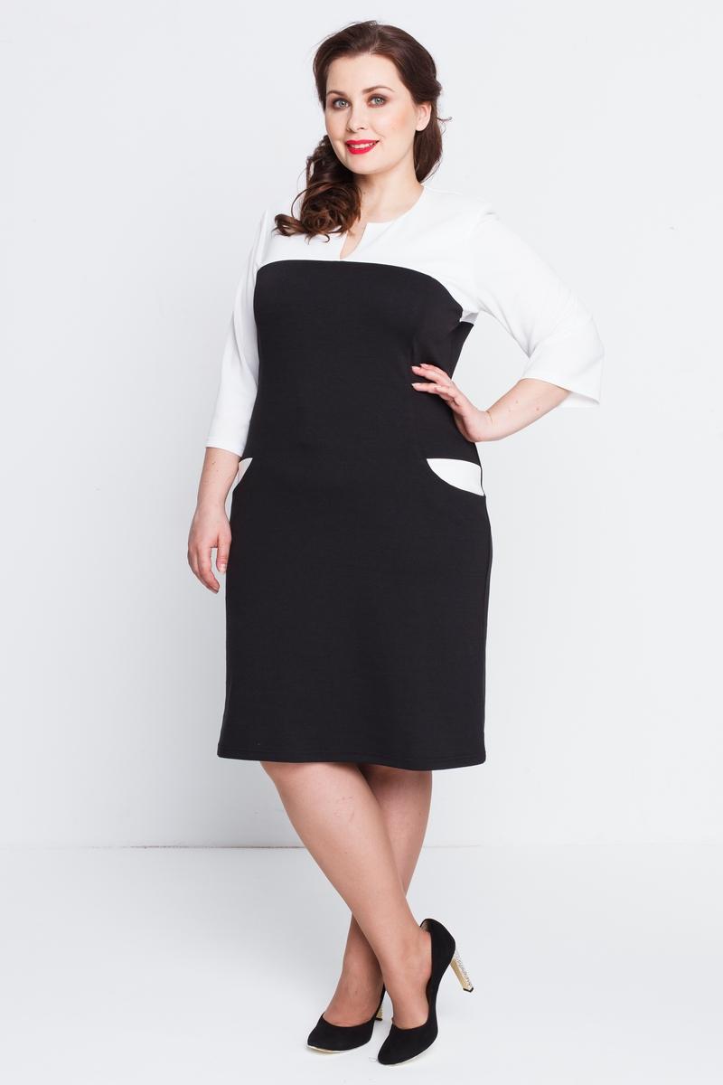 Платье Джина (белый)