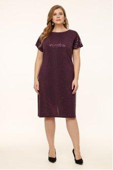 Платье Маркиза (фиолет)
