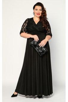 Платье Вернисаж (черный)