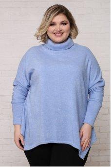 Туника Розетта (голубой)