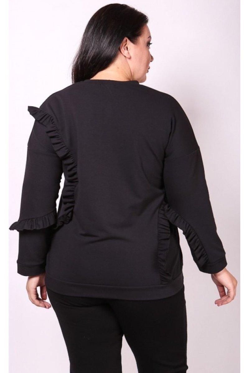 Блузка Келли (черный)