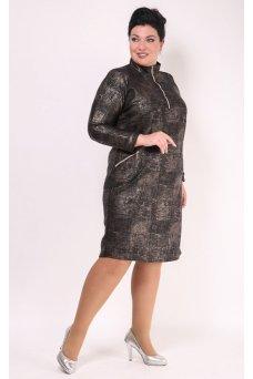Платье Элегант-2 (черный)
